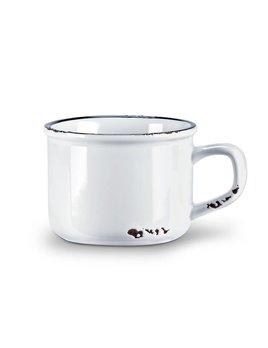 Abbott Cappucino Mug White