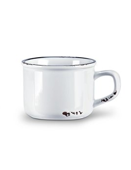 Abbott Tasse Cappuccino Blanche