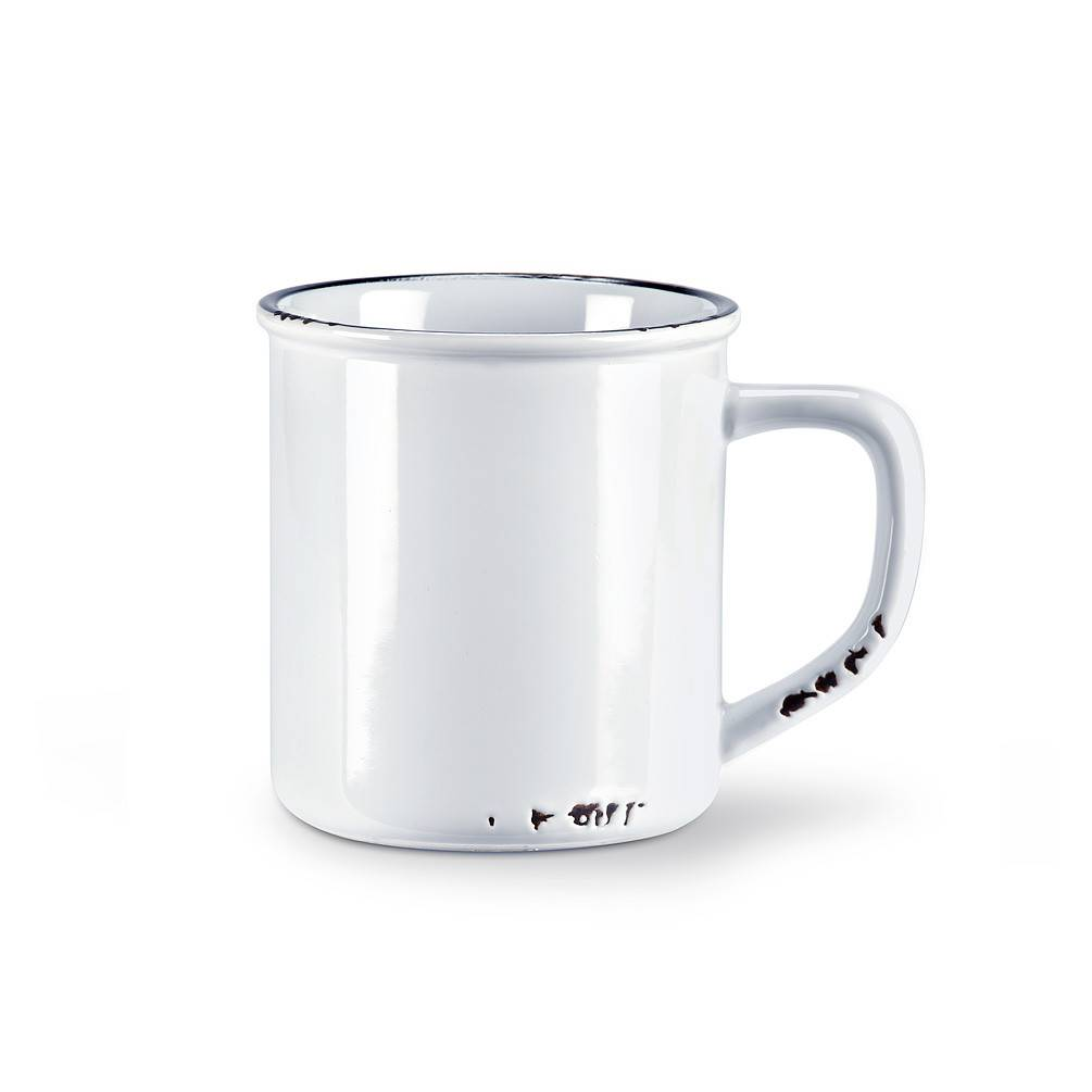 Abbott Coffee Mug White