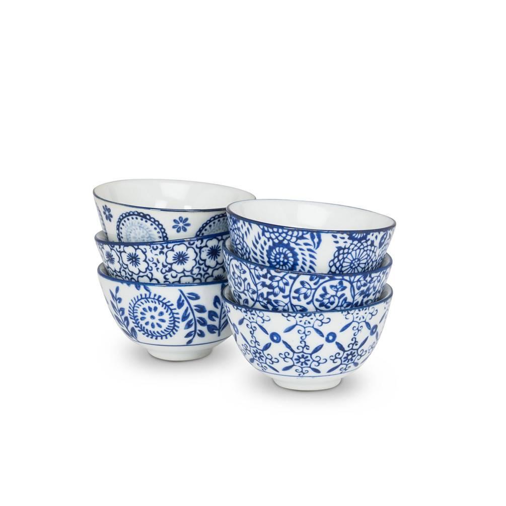Abbott Blue&White Small Dip Sauce Bowl