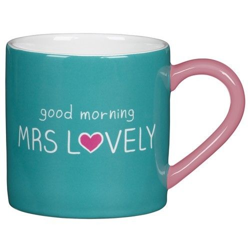 Wild&Wolf Mrs Lovely Mug