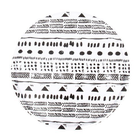Eightmood Tribe Round Tray