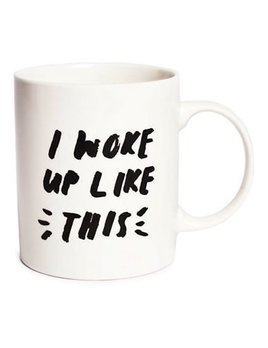 Drake General Store Woke up like this Mug