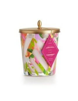 Thai Lily Cameo Candle