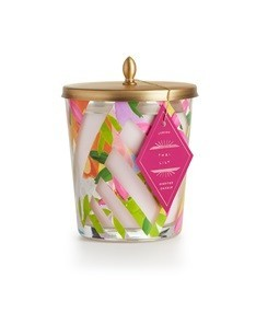 Thai lily cameo jar candle