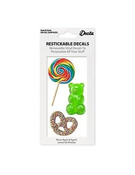IDecoz Candy Stickertags Decal Pack