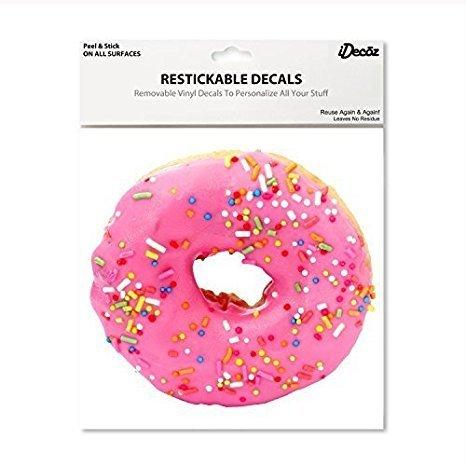 IDecoz Autocollant Donut Géant