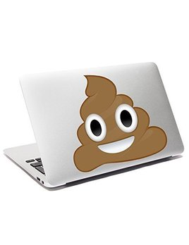 IDecoz Poo Emoji XL Stickertag