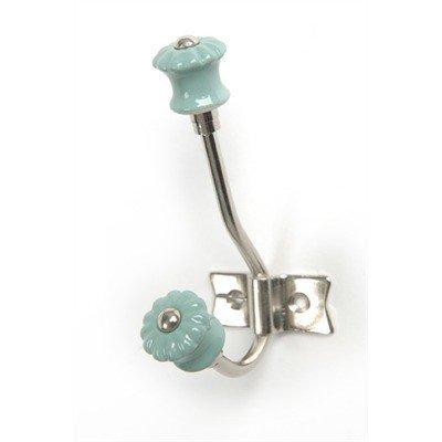 ADV Crochet Céramique Turquoise