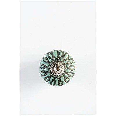 ADV Turquoise Bow Knob