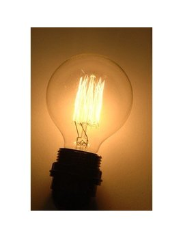 ADV Round 40W Bulb
