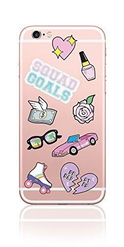 IDecoz Squad Goals Stickertags