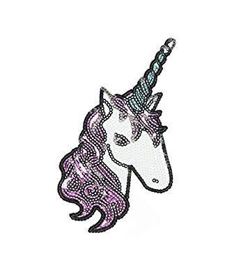 IDecoz Unicorn Sequin Sticker Patch