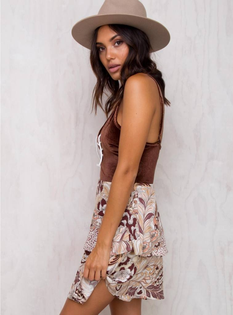 Somedays Lovin With the Wild Skirt