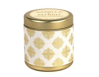 Vanilla & Myrrh Candle