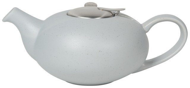 Danica/Now Pebble Blue Flecks Teapot  4-cup