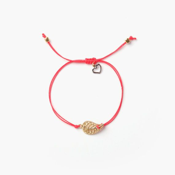 Si Simple Bracelet Mia Or et Corail