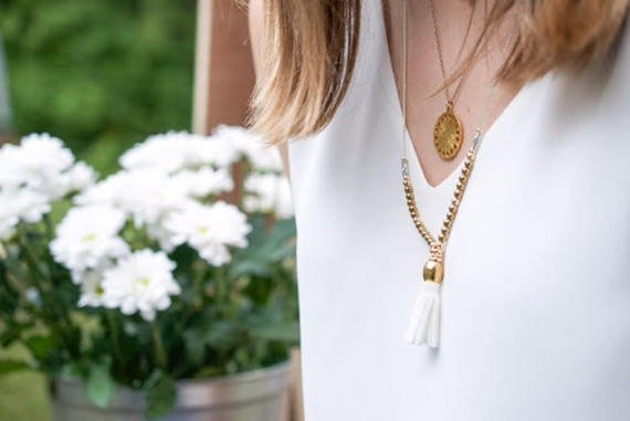 Si Simple Boho Necklace