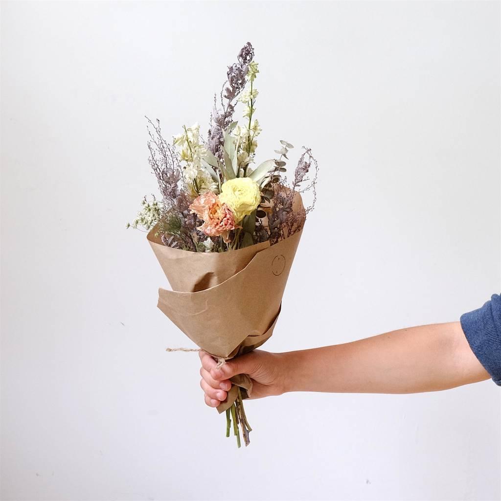 Laurie Anne Fleurs Dried Flowers Bouquet