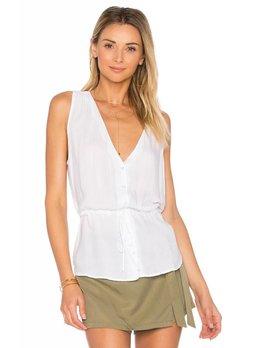 Bella Dahl Camisole Button Front