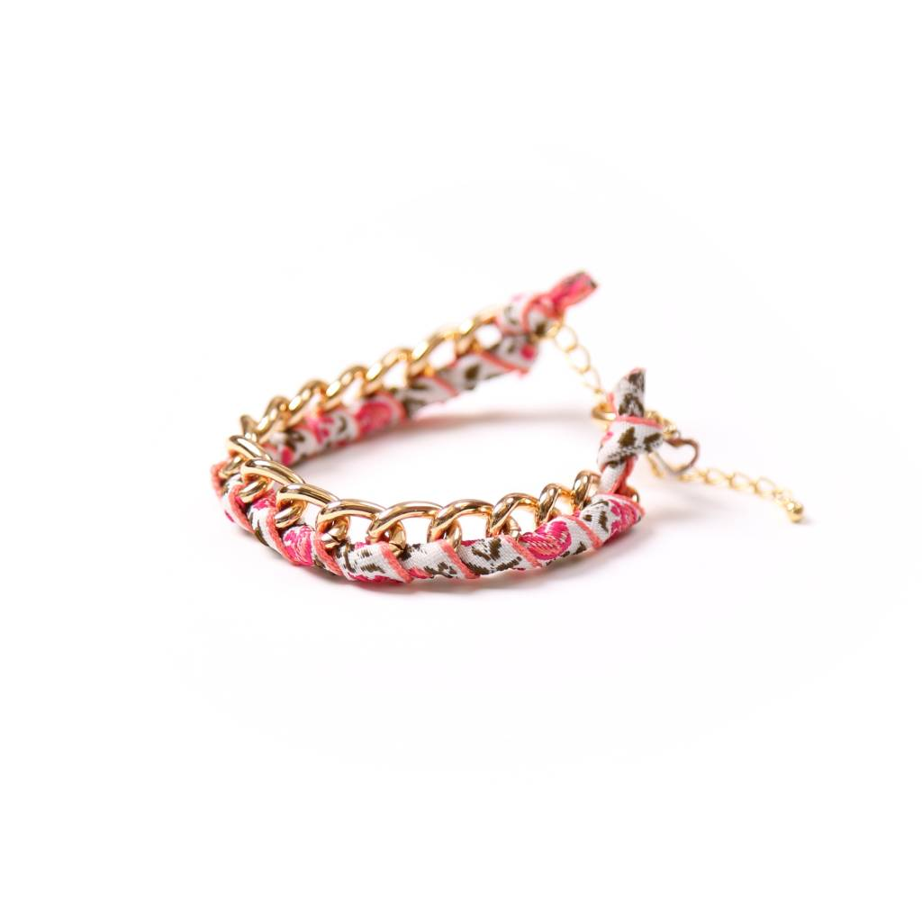 Si Simple Rosie Gold Bracelet