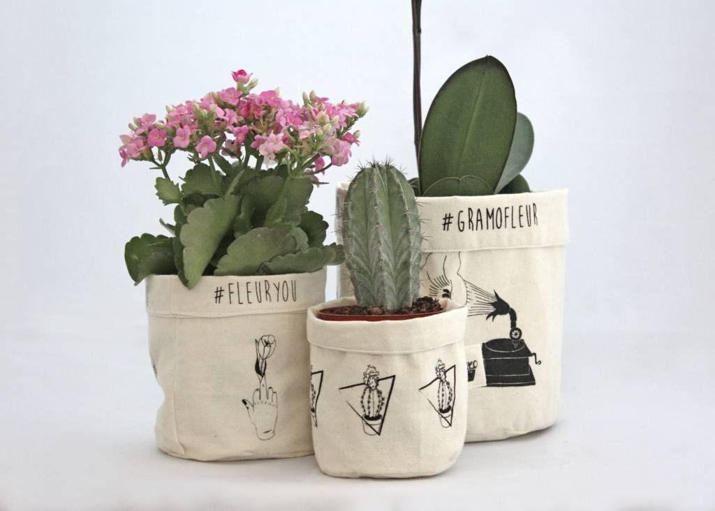 BoPo Big Planter Basket - Gramofleur