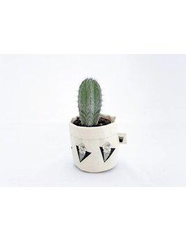 BoPo Small Planter Basket - Flower Cone