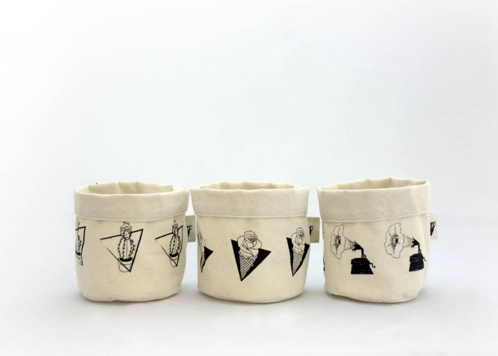 BoPo Small Planter Basket - Gramofleur