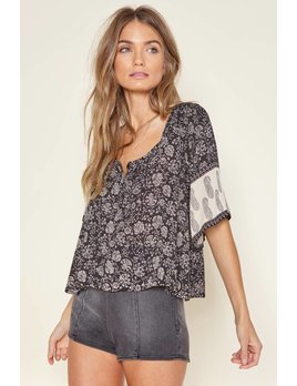 Amuse Society Jenna Top