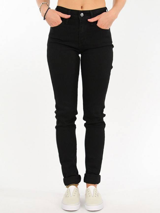 Levis High Raise Skinny Soft Jean