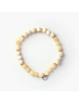 Si Simple Yellow Island Bracelet