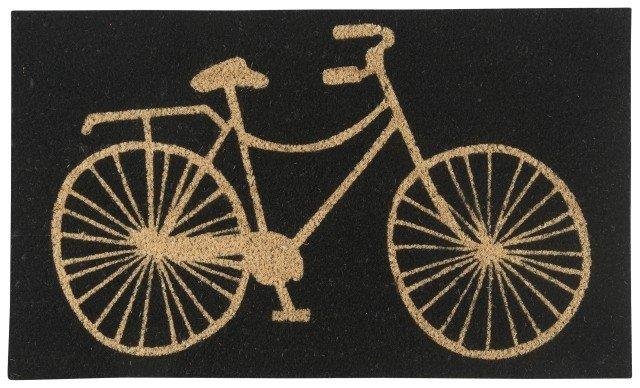 Danica/Now Bicicletta doormat