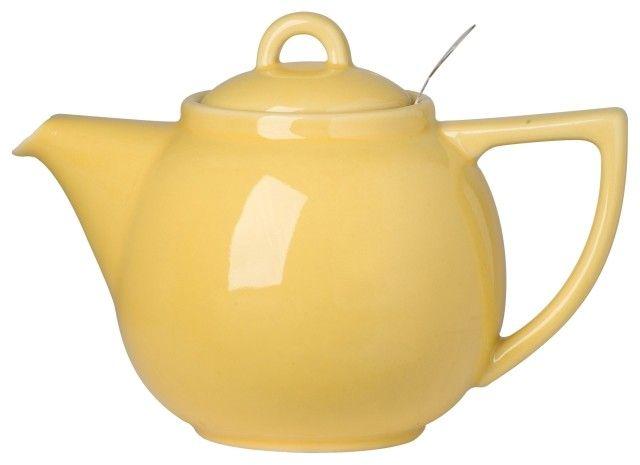 Danica/Now Lemon Geo Filter Teapot  2-cup
