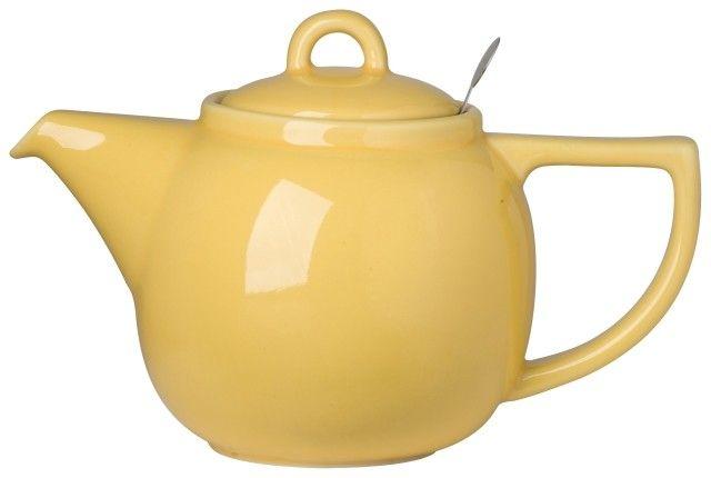 Danica/Now Lemon Geo Filter Teapot  4-cup