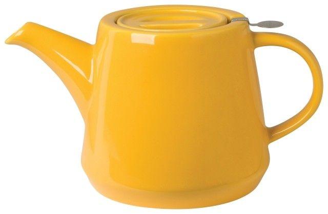 Danica/Now Hi-T Filter Teapot  Honey 4-Cup