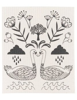 Danica/Now Wild Tale Swedish Dishcloth