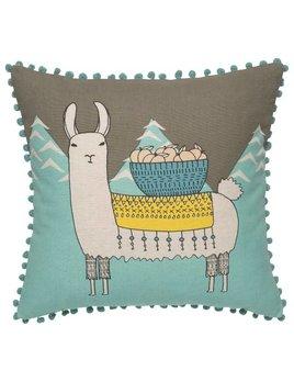 Danica/Now Llamarama Cushion