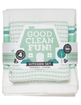Danica/Now Good Clean Fun Kitchen Set Spearmint