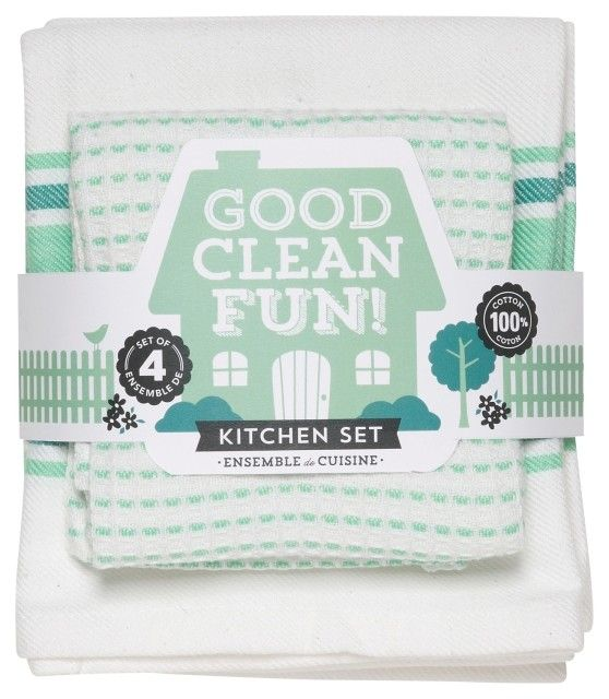 Danica/Now Good Clean Fun Kitchen Set Spearmint