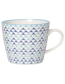 Danica/Now Tasse Triangles Bleus