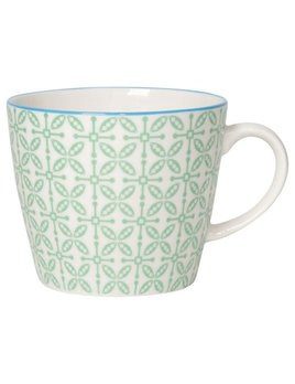 Danica/Now Green Cross Mug