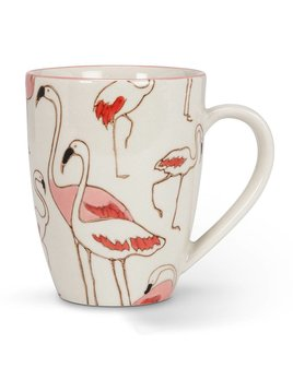 Abbott Flamingo Mug