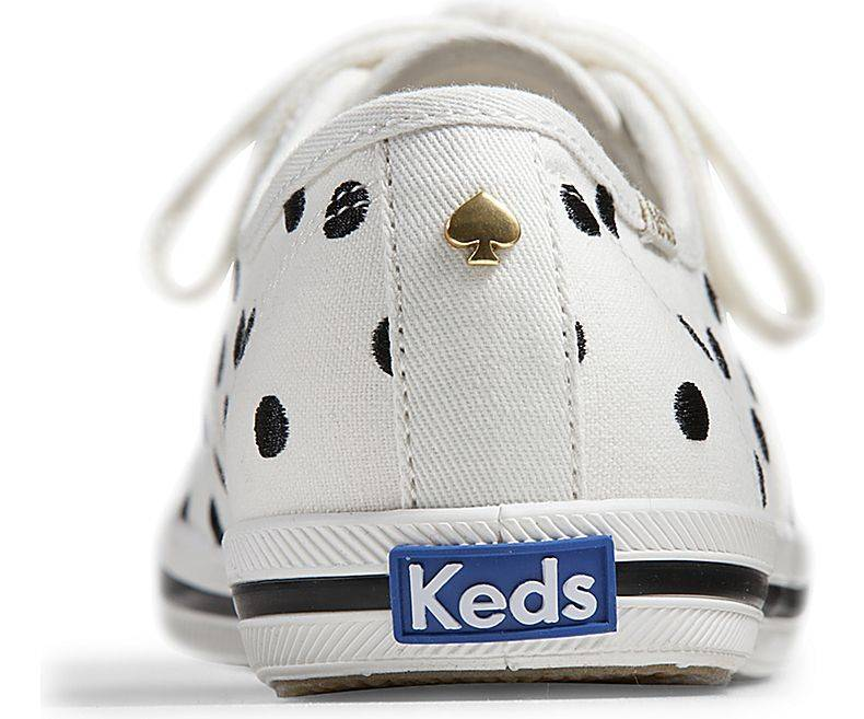 Rifle x Keds Black Dancing Dot Champion