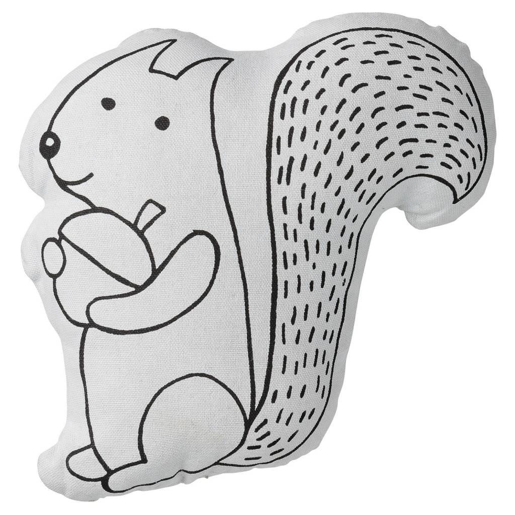 Design Home Squirrel Pilow
