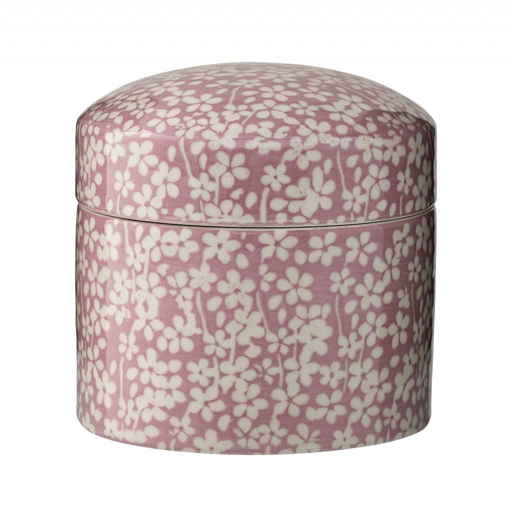 Bloomingville Pink Alice Jar