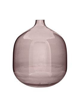 Design Home Pink Large Globe Vase