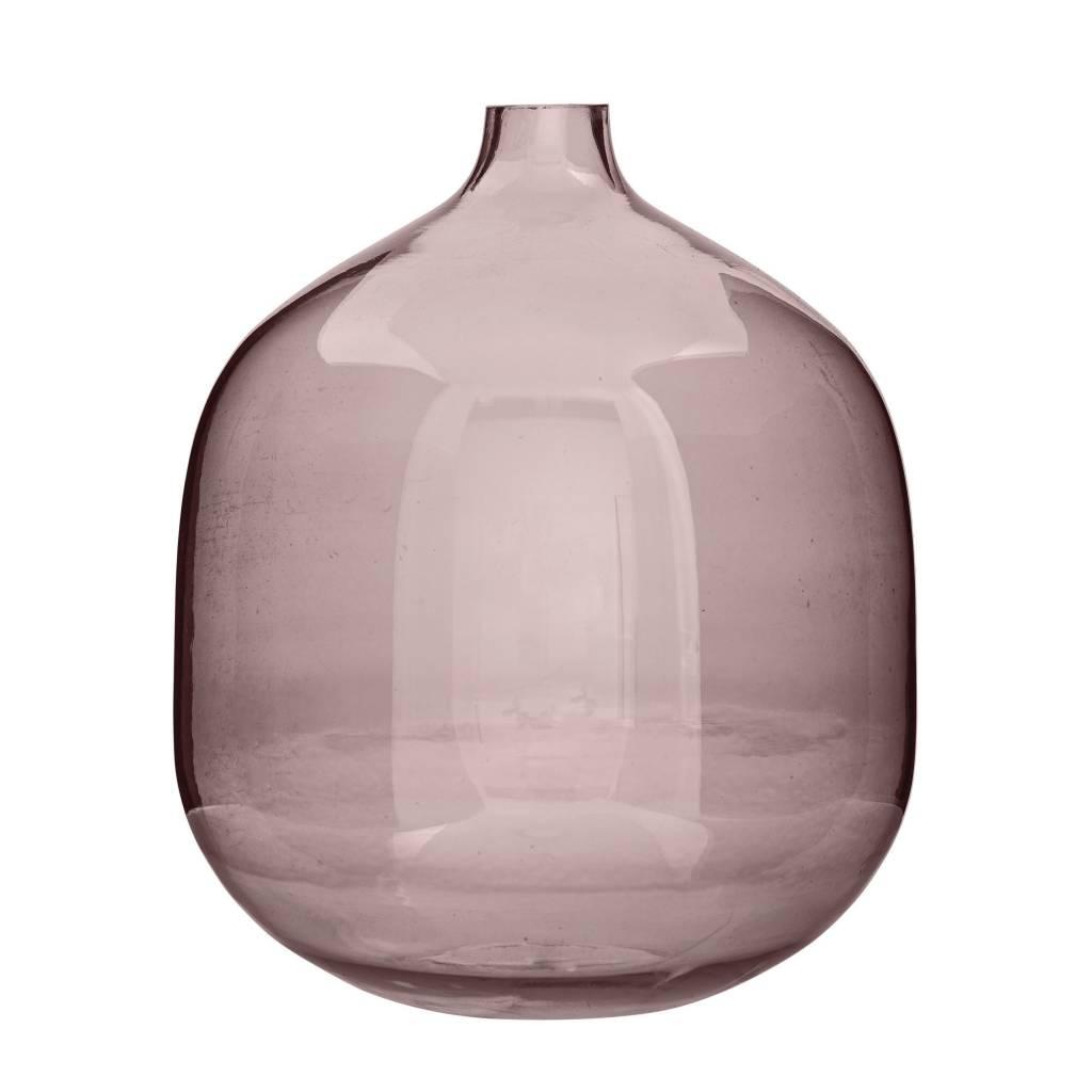 Design Home Pink Large Globe Vase