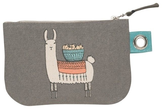 Danica/Now Zip Pouch Small lama