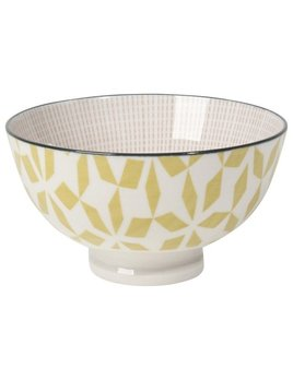 Danica/Now Green Pinwheel Bowl