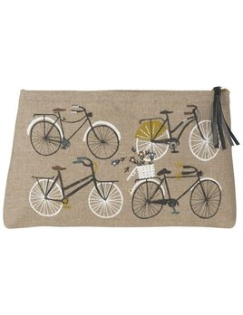 Danica/Now Bicicletta Large Cosmetic Bag